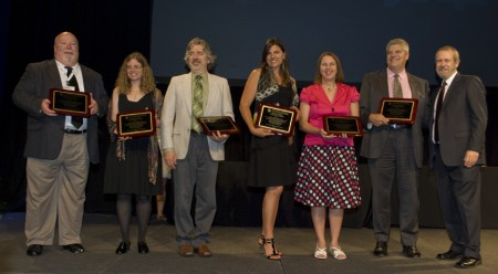 The William Elgin Wickenden Award is awarded to Matthew W. Ohland, Catherine E. Brawner, Michelle M. Camacho, Richard A. Layton, Russell A. Long, Susan M. Lord, and Mara H. Wasburn