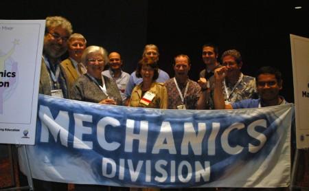 Mechanics Division