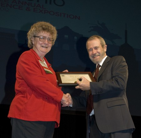 2012 ASEE Fellow Member Honoree, Jane Fraser