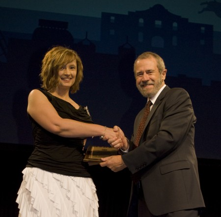 2012 ASEE Outstanding Zone Campus Representative Zone IV, Agnieszka Miguel
